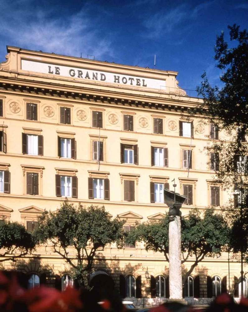 St regis rome italy reviews pictures videos map for The st regis