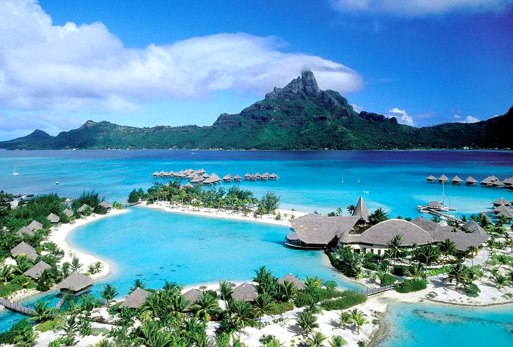 le meridien bora bora polynesia reviews pictures map visual itineraries