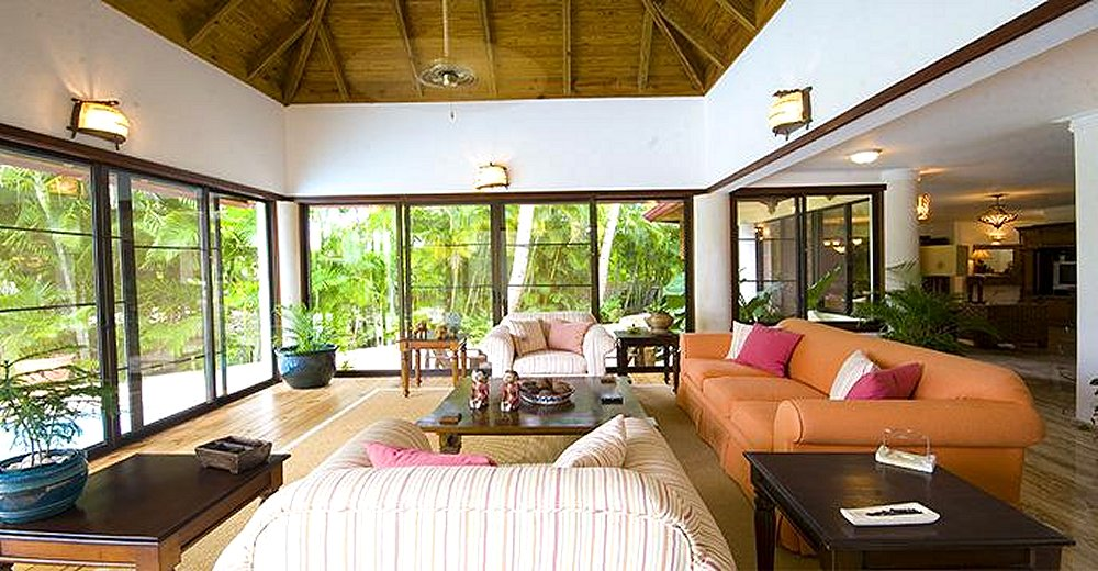 Villa ventanas from photo gallery for casa de campo - Decoracion casa de campo ...
