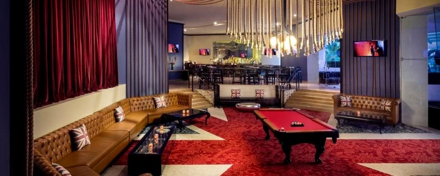 Hard Rock Hotel Bali Room Locations